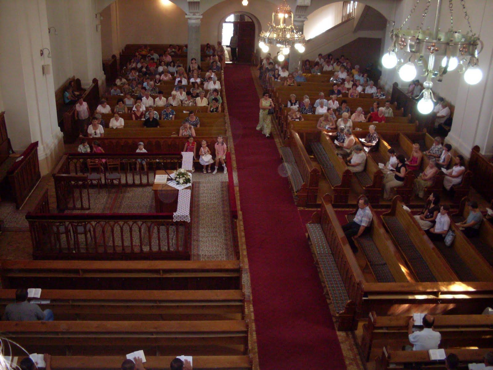 Dag 4, kerkdienst en markt