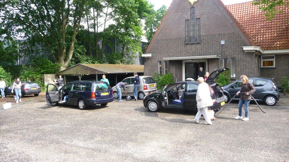 Publicatie in het wijkblad Zevenhuizen 2012