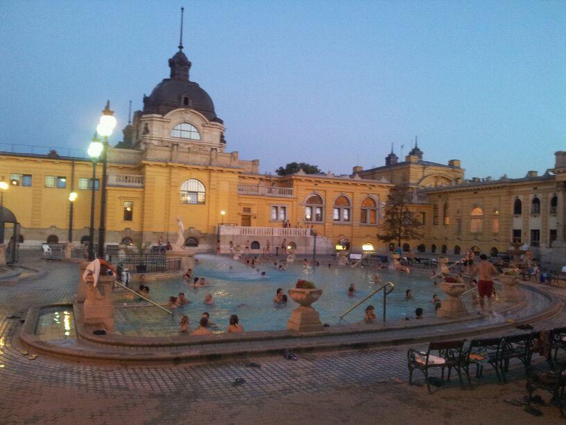 Dag 2, Boedapest